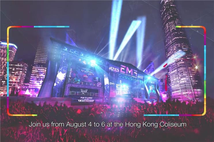 Ready player one? Hong Kong bets on esports