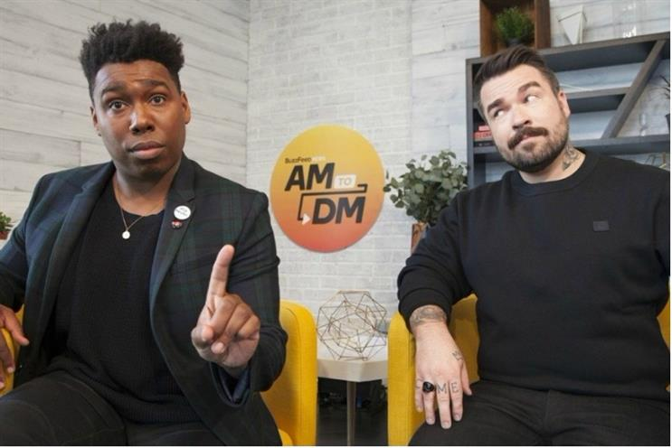 Behind BuzzFeed's bold move to launch 'AM to DM' show on Twitter