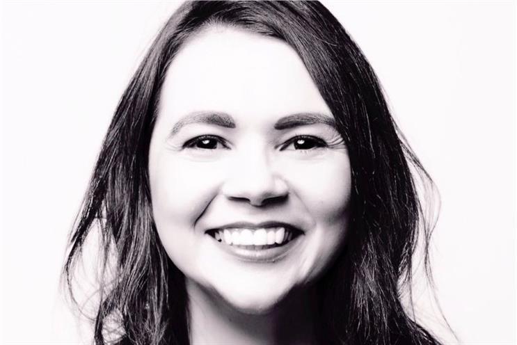 performance-io executive creative director, Amy de la Force