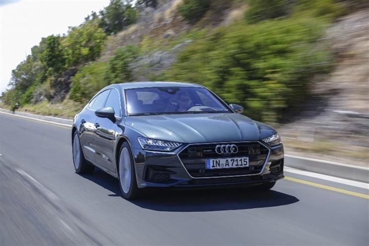 72andSunny Amsterdam wins Audi global creative pitch