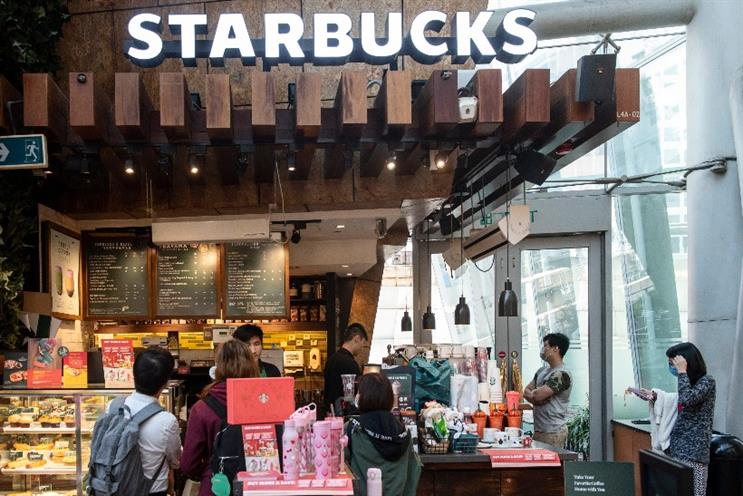 Starbucks reaffirms commitment to China amidst virus fears