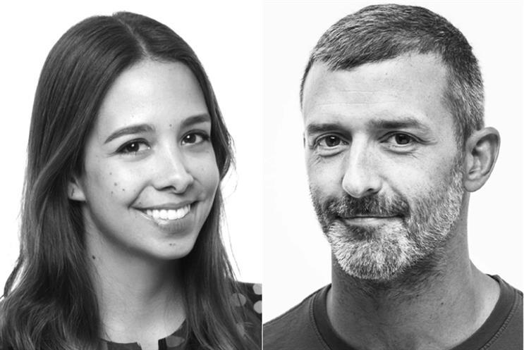 Bianca Guimaraes and Kevin Mulroy, new executive creative directors of Mischief @ No Fixed Address