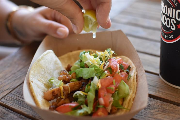 Chronic Tacos names Red Tettemer O'Connell + Partners as its first AOR