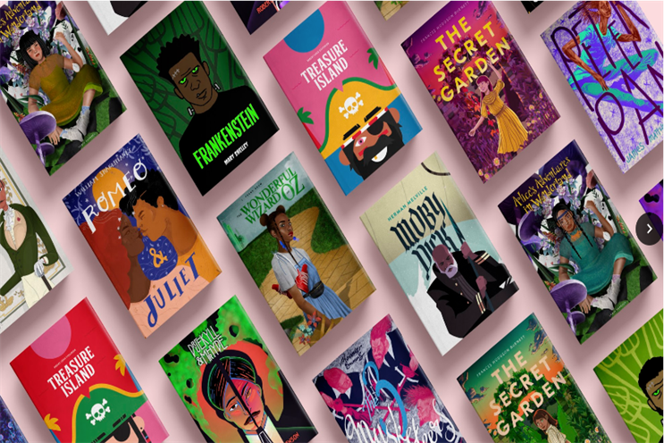 Barnes & Noble helps bring diversity to the world of literary classics