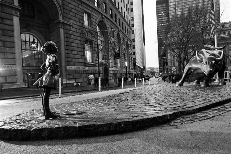 Fearless Girl, McCann NY take home North American Grand Effie