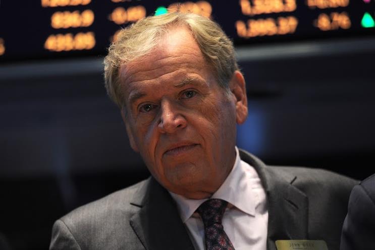 John Wren, CEO, Omnicom