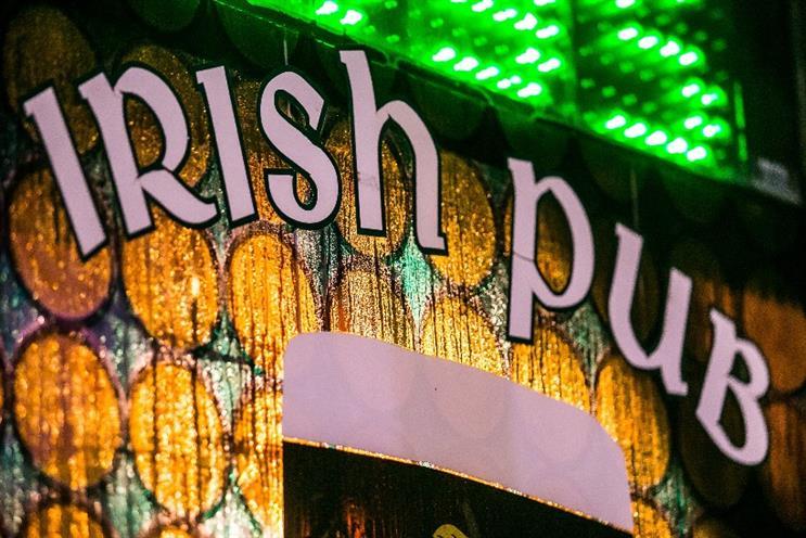 Jameson keeps St. Patrick's day spirit alive with bartender donation