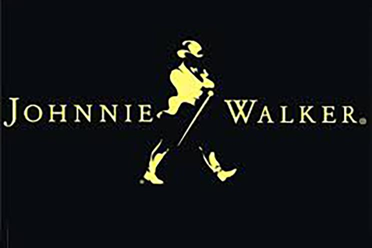 Johnnie Walker weighs global account