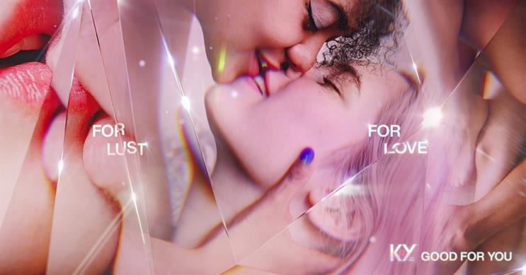 K-Y wants you to 'choose pleasure' this Valentine's Day