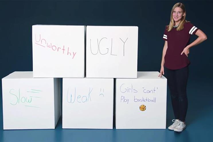 Game of Thrones star helps P&G expand 'Like a Girl' campaign