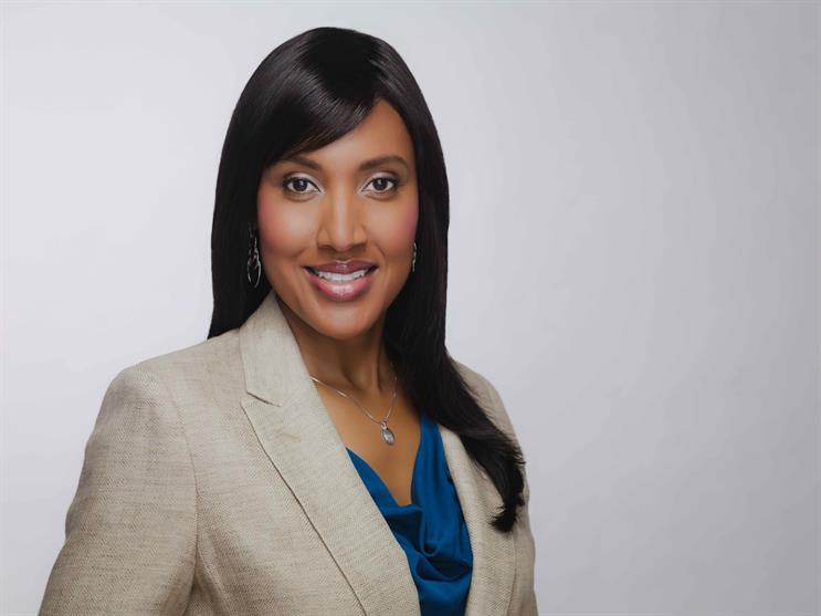 Reebok's new VP of marketing, Melanie Boulden
