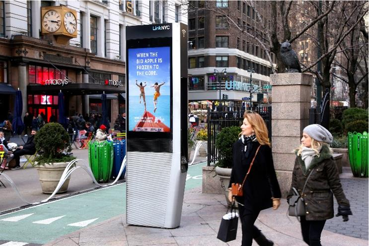 Aruba campaign reminds you why winter is the worst