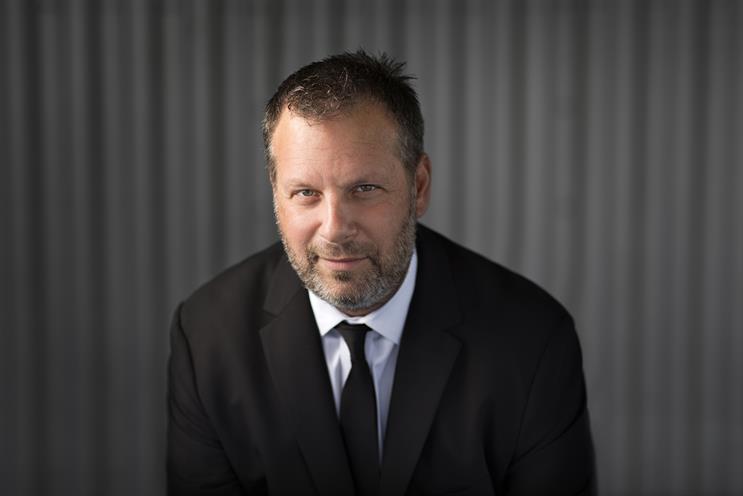 Rob Schwartz, CEO of TBWA\Chiat\Day New York.