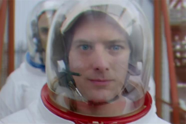 When it comes to the Super Bowl ad winner, I choose the moon