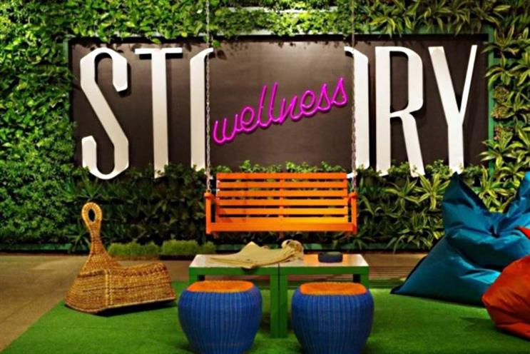"""STORY's retail concept """"takes the point of view of a magazine, changes like a gallery and sells things like a store"""""""