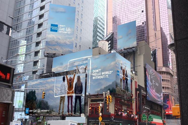 American Express campaign aims to unite consumer, business segments