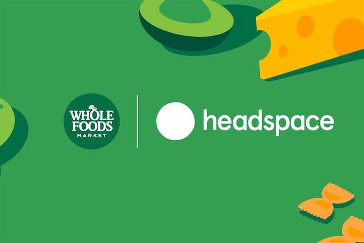 Whole Foods and Headspace launch IGTV series