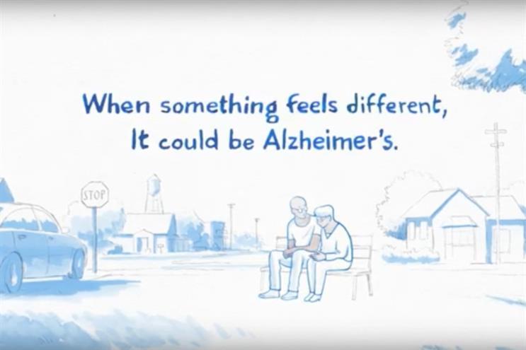 New Ad Council effort highlights Alzheimer's warning signs