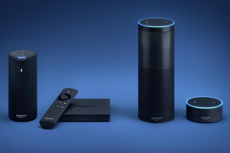 Brands pair with Amazon Echo
