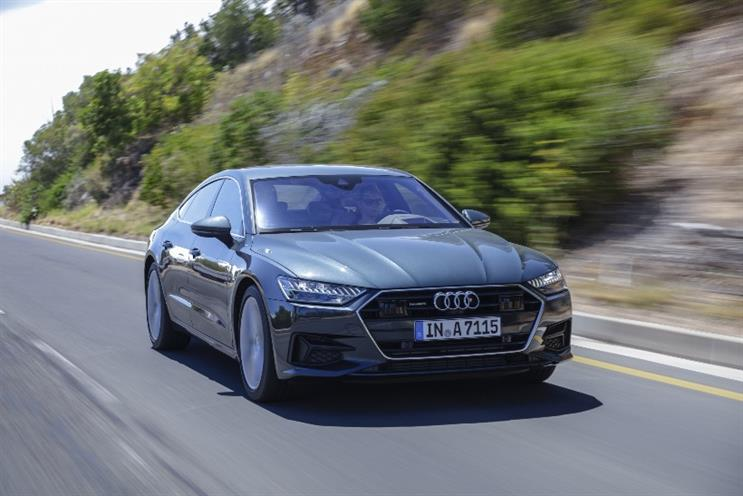 Audi of America splits digital business among 4 agencies