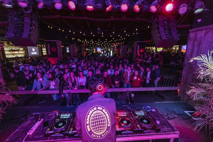 Michael Brun, DJ and Haitian electronic artist