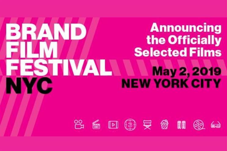 Brand Film Festival NY 2019: Officially selected films revealed