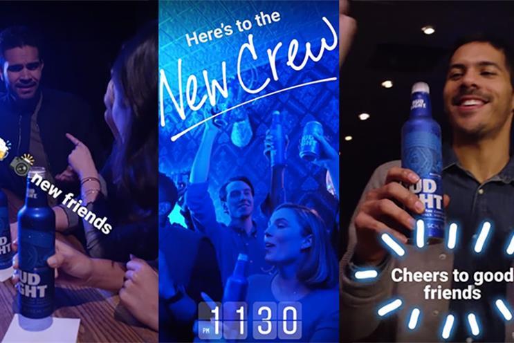 Inside Bud Light's social strategy for Super Bowl LI