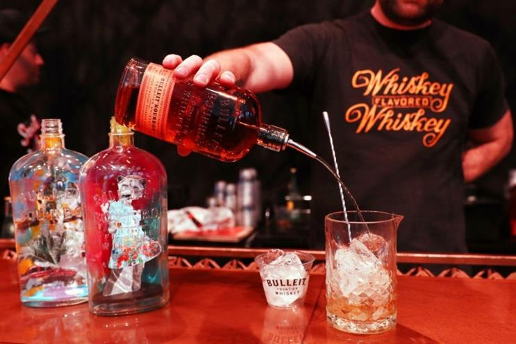 Diageo taps Anomaly as lead creative agency for Bulleit