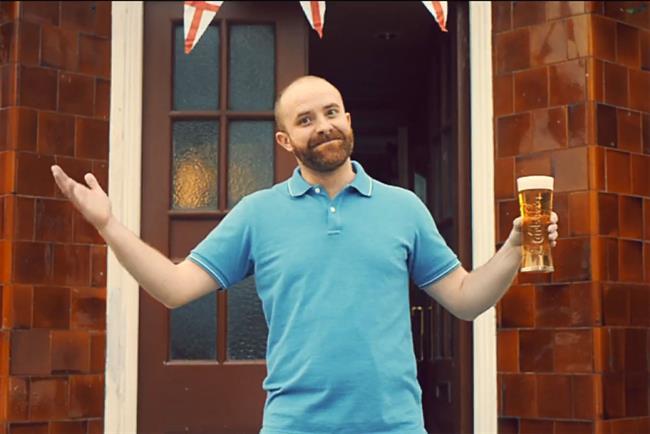 Carlsberg scores again with rousing Euro 2016 film