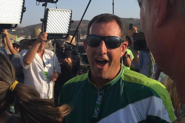 How gum brand Stride got behind Luke Aikins' record-setting parachute-less jump