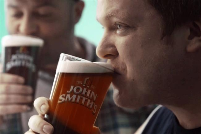 John Smiths: readies launch of first ad by Adam & Eve/DDB.