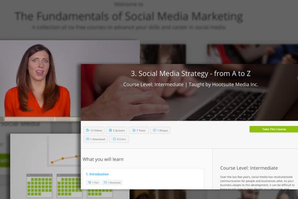 Hootsuite unveils free online social media education platform