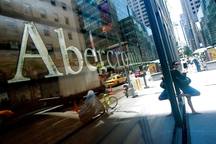 Abercrombie,  Aeropostale are the top social retailers