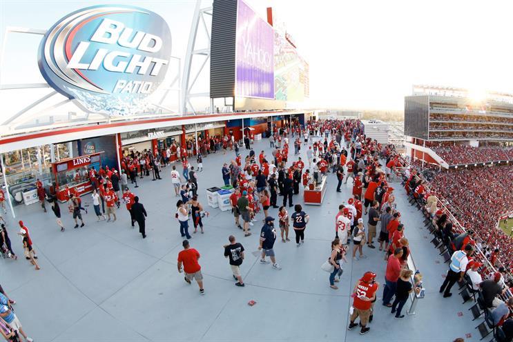 How Budweiser is helping the 49ers keep Millennials in the ballpark