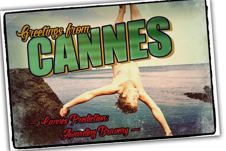 My Cannes prediction: Awarding bravery