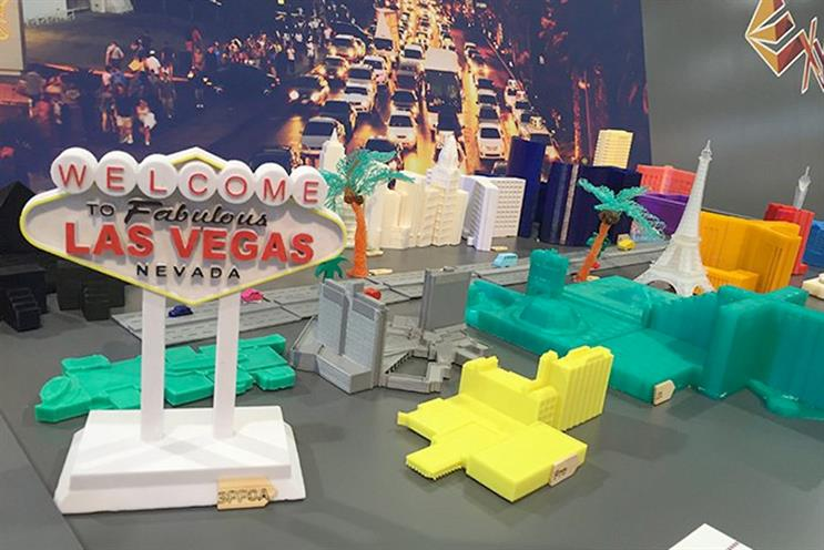Connected shopping at CES: What's next