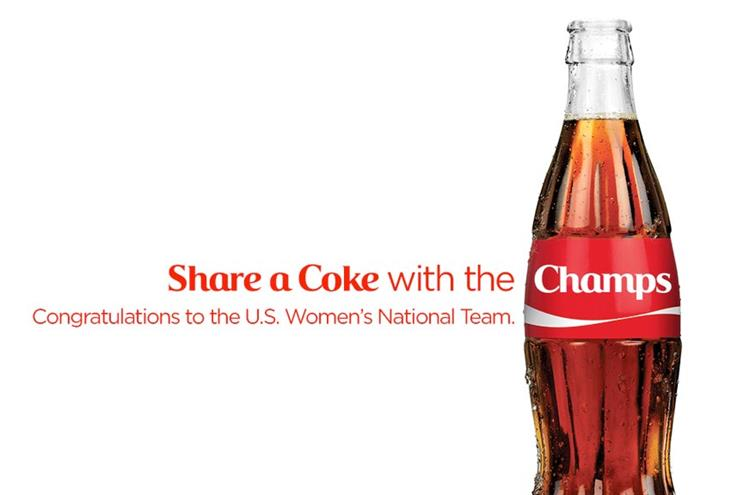 How 13 brands celebrated the US win at the Women's World Cup