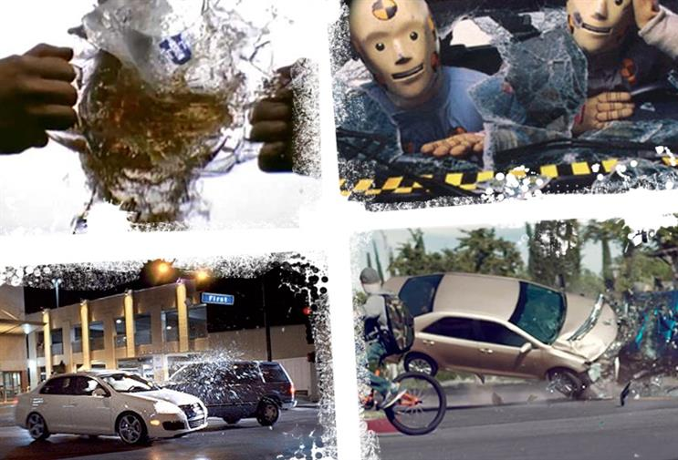 A brief history of the car crash commercial