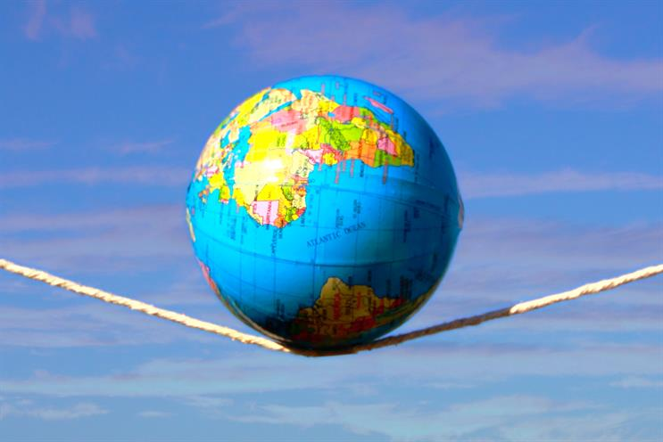 Balancing global and local will be test of media mettle