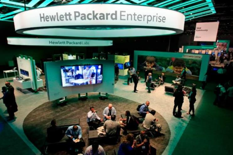 Hewlett Packard Enterprise shifts majority of global business to Publicis Groupe