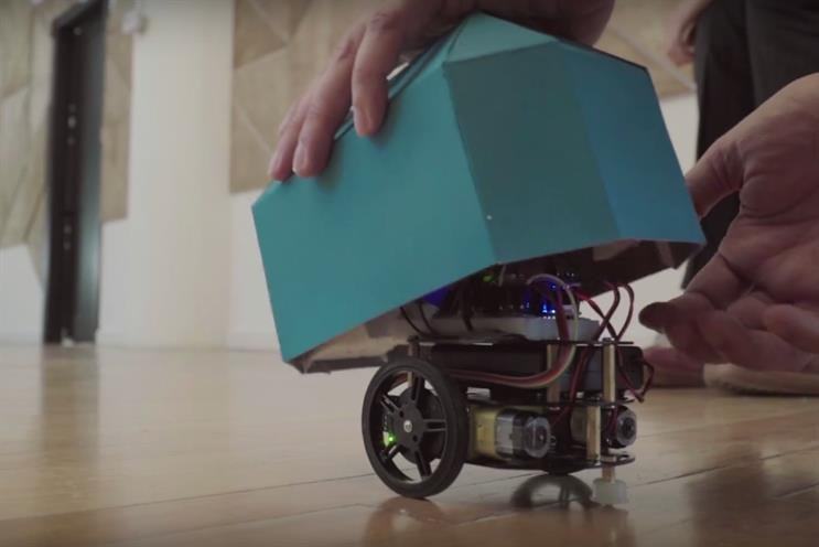 Jam3's 'Invisible Highway' flexes Google's new AR software dev kit