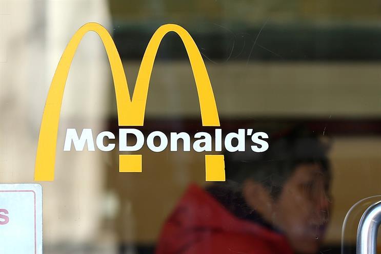 McDonald's names Lagnado global CMO