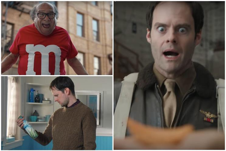 In dark times, brands are turning to humor to lighten Super Bowl LII's mood