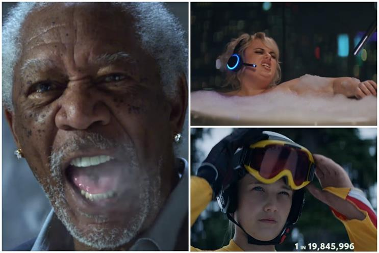 The most successful Super Bowl ads, by the numbers