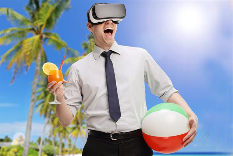 Being there: Why VR is the future of tourism