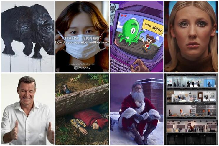 Awareness, normalisation and empathy: A dozen standout campaigns about mental health