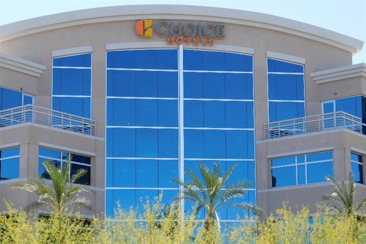 Comfort Inn parent Choice Hotels and McCann part ways