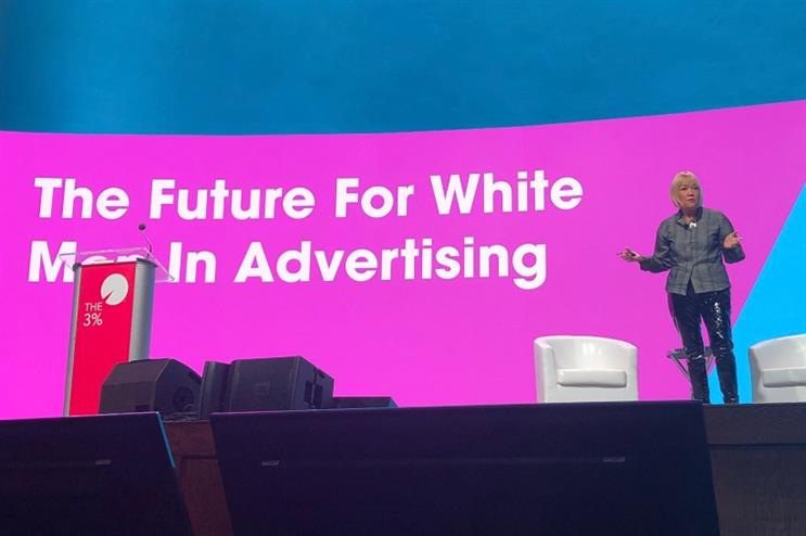 Cindy Gallop's 6 takeaways from this year's 3% Conference