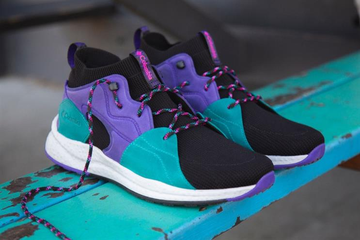 Columbia's new footwear line: From nightclub to hiking trail