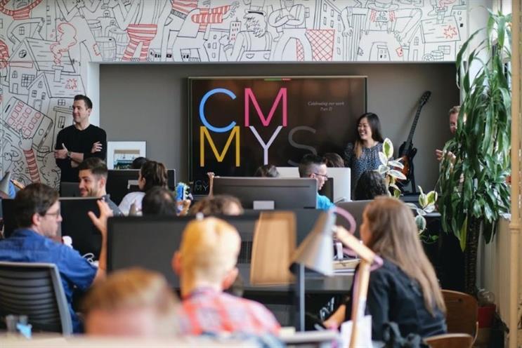 Customer Engagement Agency 2019: Critical Mass